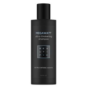 Шампунь Beautific Megawatt, для ультра-объёма и густоты волос, 250 мл