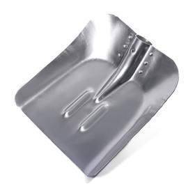Лопата алюминиевая, тулейка 40 мм, без черенка Ош