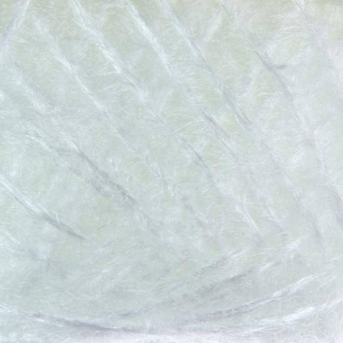 "Пряжа ""Люкс"" 100% полипропилен 140м/50гр набор 5 шт (белый)"