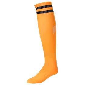 Гетры футбольные, размер 38-44, цвет оранжевый Ош