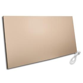 Обогреватель стеновой СТЕП 2-340, 0,96 х 0,52 м, бежевое золото