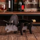 """Подставка под бутылку """"Динозавр"""""""