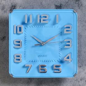 Часы настенные, серия: Классика, 'Кендис',  19х3х19 см, 1 АА,  плавный ход Ош