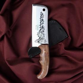 """Нож разделочный """"Сайгак"""" большой, сталь 40х13"""