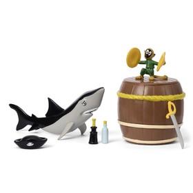 Аксессуары для пиратского корабля Пеппи