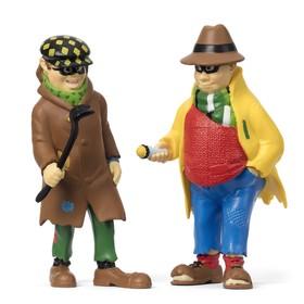 Набор кукол для домика Пеппи «Бандиты»