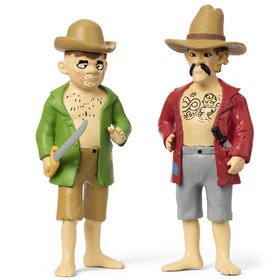 Набор кукол для домика Пеппи «Пираты»