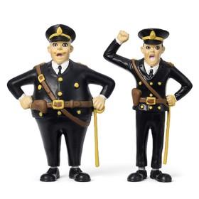 Набор кукол для домика Пеппи «Полицейские»