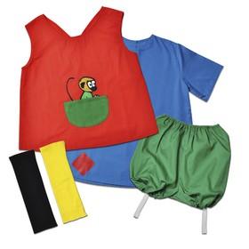 Карнавальный костюм «Пеппи», возраст 2-4 года Ош