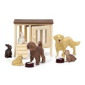 Игровой набор «Домашние животные»