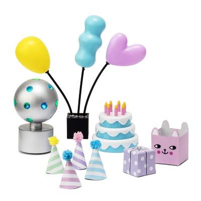 Набор аксессуаров для кукольного домика «Вечеринка» - Фото 1