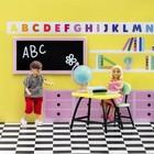 Набор мебели для кукольного домика «Школа» - Фото 2