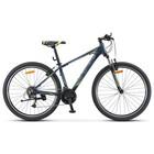 """Велосипед 27"""" Stels Navigator-710 V, V010, цвет тёмно-синий, размер 15,5"""""""