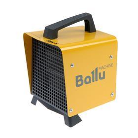 Пушка тепловая BALLU BKN-5, 3 кВт, до 35м2, металлокерамический нагревательный элемент