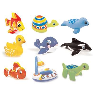 Игрушка для плавания «Зверюшки», от 2 лет, МИКС, 58590NP INTEX - Фото 1