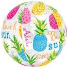 Мяч пляжный «Узоры», d=51 см, от 3 лет, цвета МИКС, 59040NP INTEX