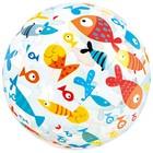 Мяч пляжный «Узоры», d=51 см, от 3 лет, цвета МИКС, 59040NP INTEX - Фото 3