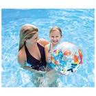 Мяч пляжный «Узоры», d=51 см, от 3 лет, цвета МИКС, 59040NP INTEX - Фото 4