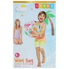 Мяч пляжный «Узоры», d=51 см, от 3 лет, цвета МИКС, 59040NP INTEX - Фото 5