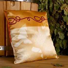Подушка сувенирная, 22×22 см, хмель, чайная роза, жасмин, лаванда Ош