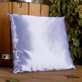 Подушка сувенирная, 22×22 см, хмель,липовый цвет Ош