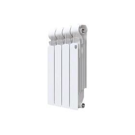 Радиатор биметаллический Royal Thermo Indigo Super, 500 x 100 мм, 4 секции