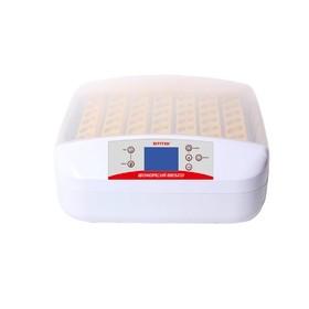Инкубатор с терморегулятором, гигрометром и автопереворотом, на 56 яиц + овоскоп Ош