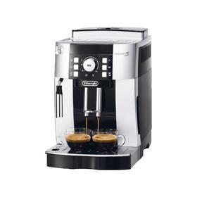 Кофемашина DeLonghi ECAM 21 117 SB, автоматическая, 1450 Вт, 1.8 л, 250 г, серебристо-чёрная