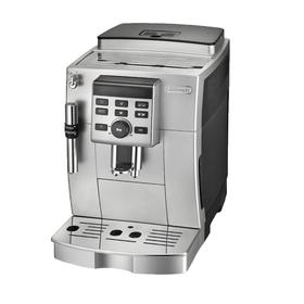 Кофемашина DeLonghi ECAM 23 120 SB, автоматическая, 1450 Вт, 1.8 л, 250 г, серебристая