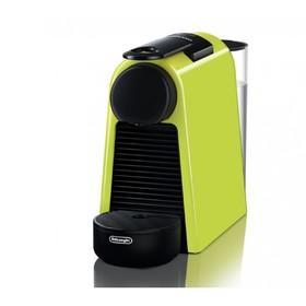 Кофемашина DeLonghi EN 85 L, капсульная, 1260 Вт, 0.8 л, чёрно-зелёная Ош