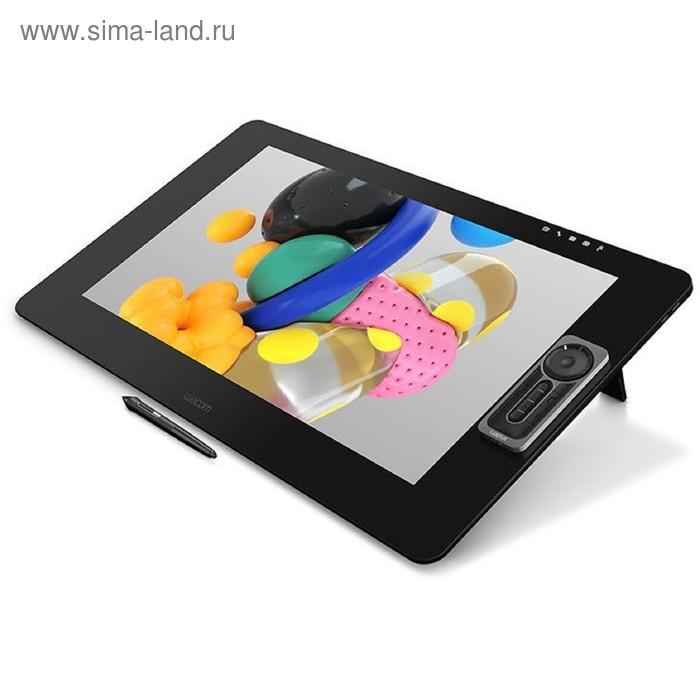 Графический планшет Wacom Cintiq Pro Touch, USB, черный