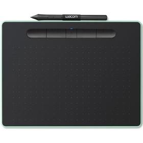 Графический планшет Wacom Intuos M CTL-6100WLE-N, Bluetooth, USB, фисташковый Ош