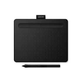 Графический планшет Wacom Intuos S CTL-4100WLK-N, Bluetooth, USB, черный