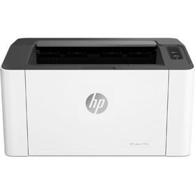 Принтер, лаз ч/б HP Laser 107a (4ZB77A), A4 Ош