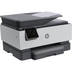 МФУ, струйный цв HP Officejet Pro 9010 AiO (3UK83B), WiFi Ош