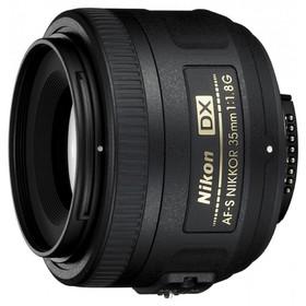 Объектив Nikon AF-S (JAA341DA), 85мм f/1.8