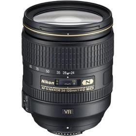 Объектив Nikon AF-S ED VR (JAA811DA), 24-120мм f/4
