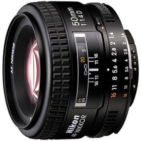 Объектив Nikon AF Nikkor (JAA011DB), 50мм f/1.4