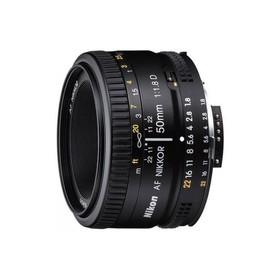 Объектив Nikon AF Nikkor (JAA013DA), 50мм f/1.8