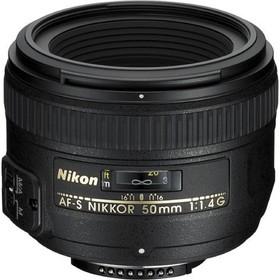Объектив Nikon Nikkor AF-S (JAA014DA), 50мм f/1.4