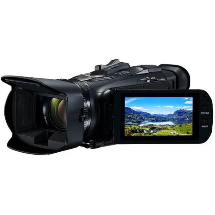 "Видеокамера Canon Legria HF G26, 1080р, 20x, SDXC, Flash, LCD, 3"", черный"