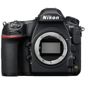 """Зеркальный Фотоаппарат Nikon D850 BODY, 45.7мп, 4К, 3"""", SDXC, черный (без объектива)"""