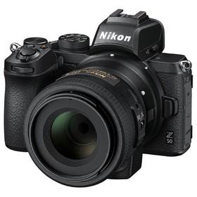 "Фотоаппарат Nikon Z50, 20.9мп, 4К, 3.2"", WiFi, черный"