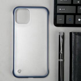 Чехол для iPhone 11 Pro, прозрачный, с окантовкой, МИКС
