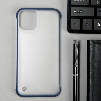Чехол для iPhone 11 Pro, прозрачный, с окантовкой, МИКС - Фото 1