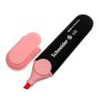 Набор маркеров-текстовыделителей 6 цветов 1-5 мм Schneider. Job, пастельные тона, в прозрачном чехле - Фото 3