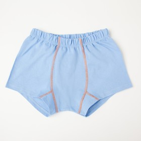 Трусы-боксеры для мальчика, цвет тёмно-голубой, рост 140-146 см (38)