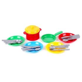 Набор посуды «Маринка», 10 предметов