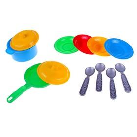Набор посуды «Маринка», 12 предметов