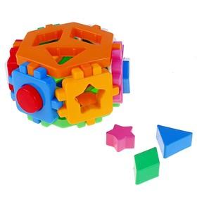 Куб «Умный малыш. Гексагон №2»